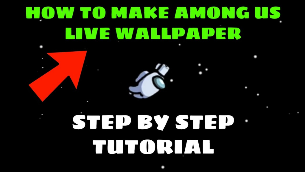 How To Make A Among Us Live Wallpaper Free image number 9