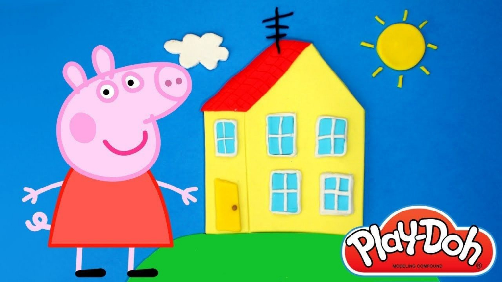Free Download Peppa Pig House Wallpapers Top Peppa Pig House Backgrounds 1280x720 For Your Desktop Mobile Tablet Explore 41 Peppa Pig House Hd Wallpapers Peppa Pig Hd Wallpaper Peppa
