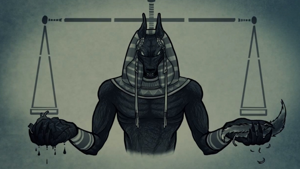 Anubis Build