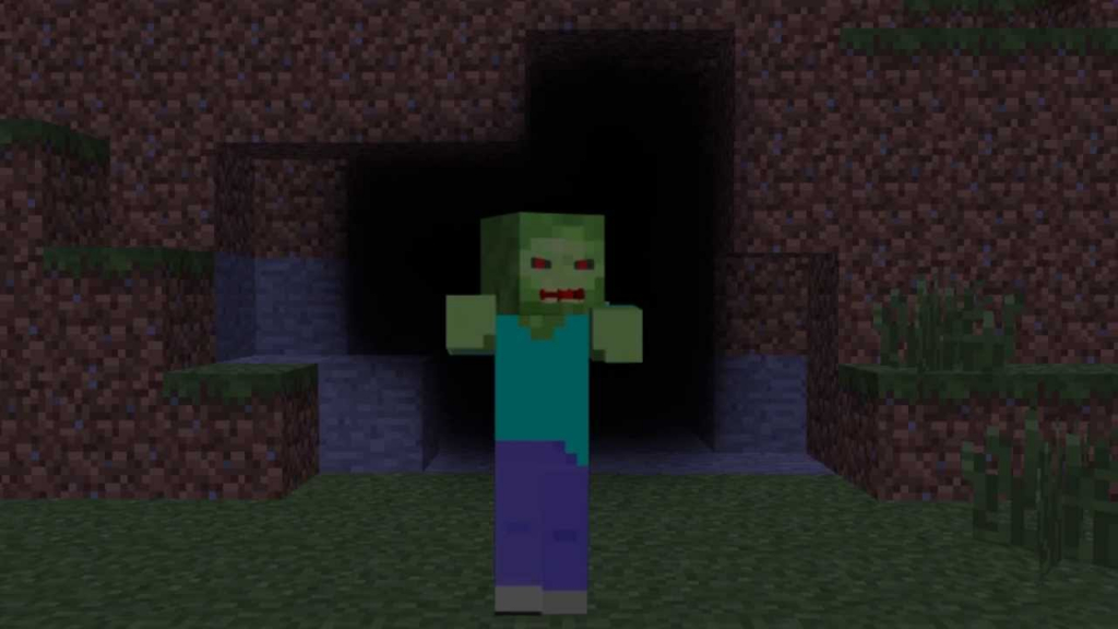 Free download Minecraft Zombie Live Wallpaper 1280x720 for your