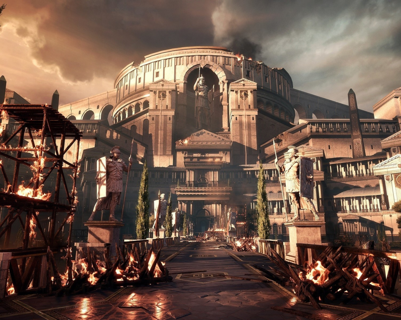 Free Download Ancient Rome Wallpaper Fantasy Wallpapers