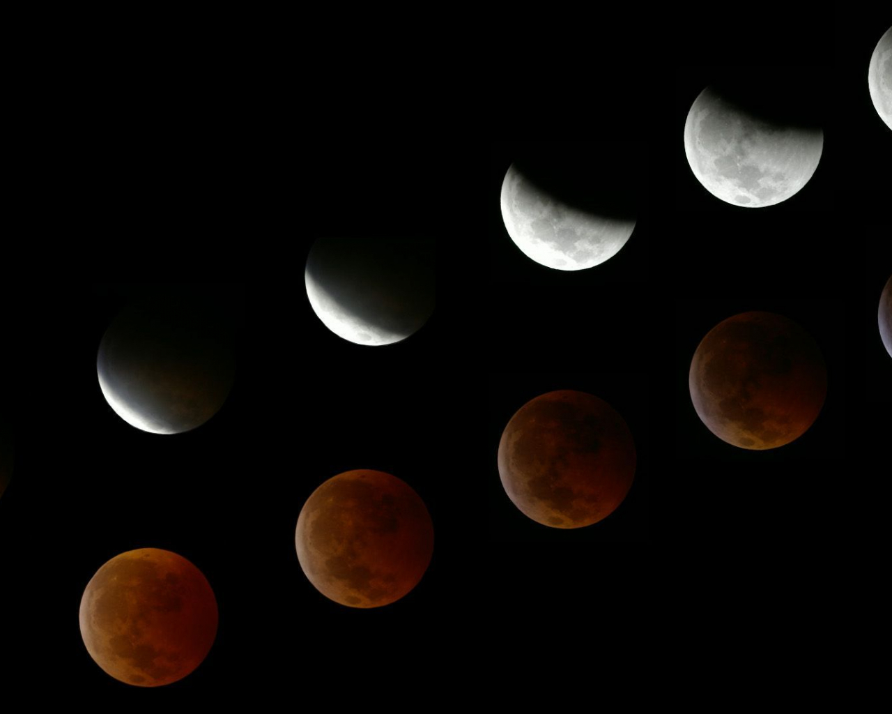 Free Download Phases Of The Moon Hd Wallpaper 1920x1080 1920x1080