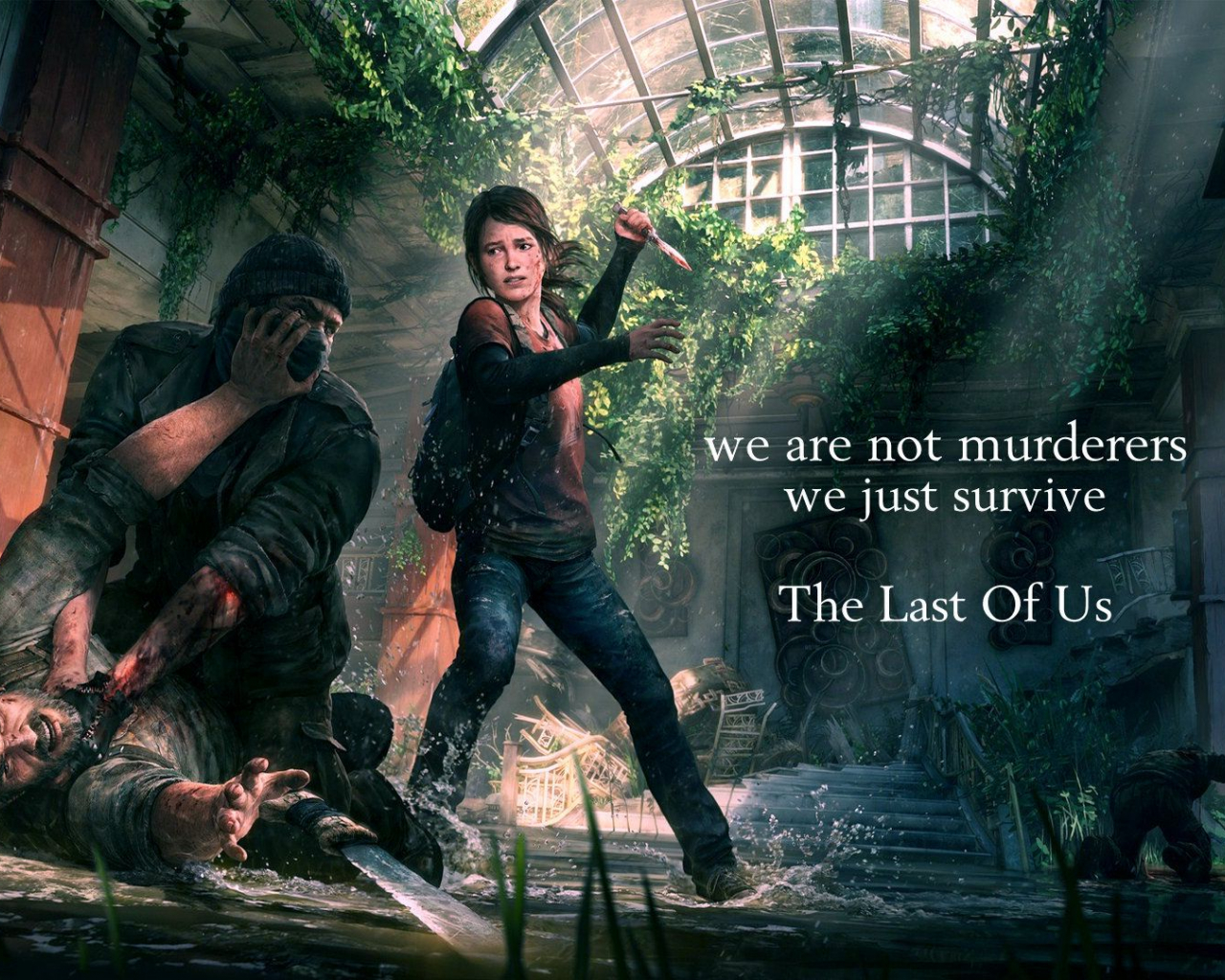 Free Download The Last Of Us Wallpaper Hd Ideas For The House Last