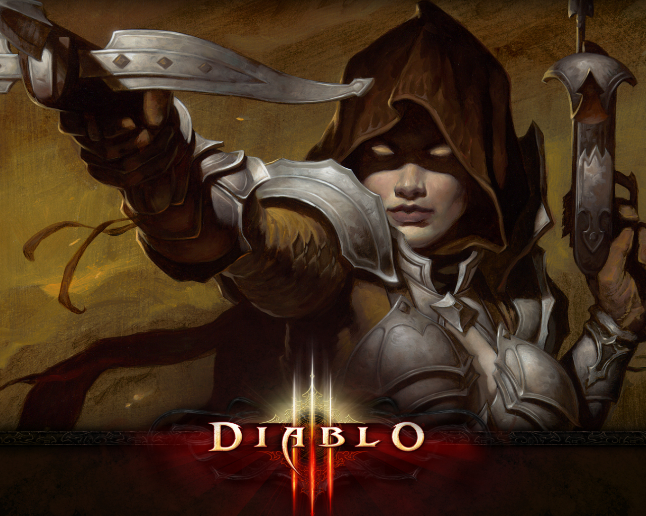 Free Download Diablo 3 Demon Hunter Wallpaper 877145 1920x1080