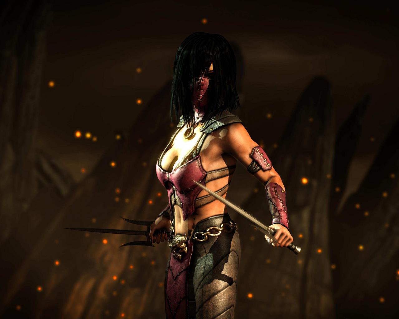 [45+] Mortal Kombat Mileena Wallpaper on WallpaperSafari
