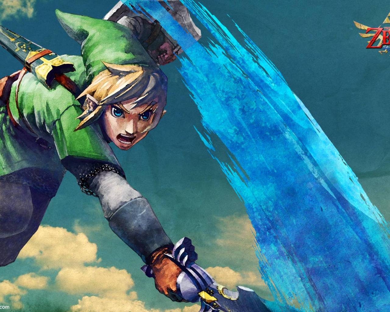 Free Download Legend Of Zelda Skyward Sword Wallpapers 1920x1200