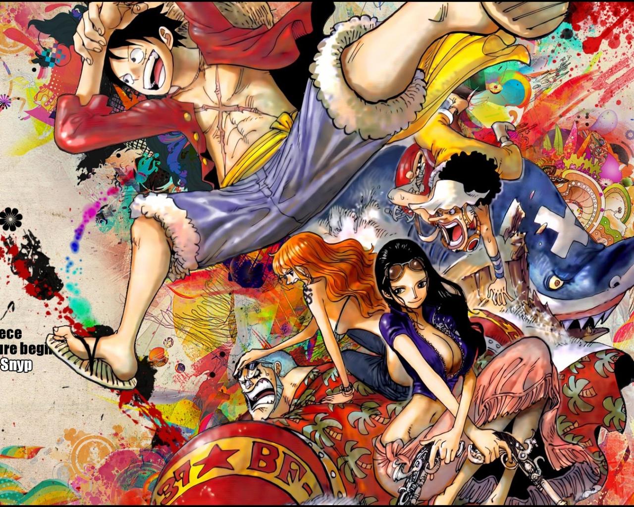 Free download fond ecran hd manga one piece wallpaper ...