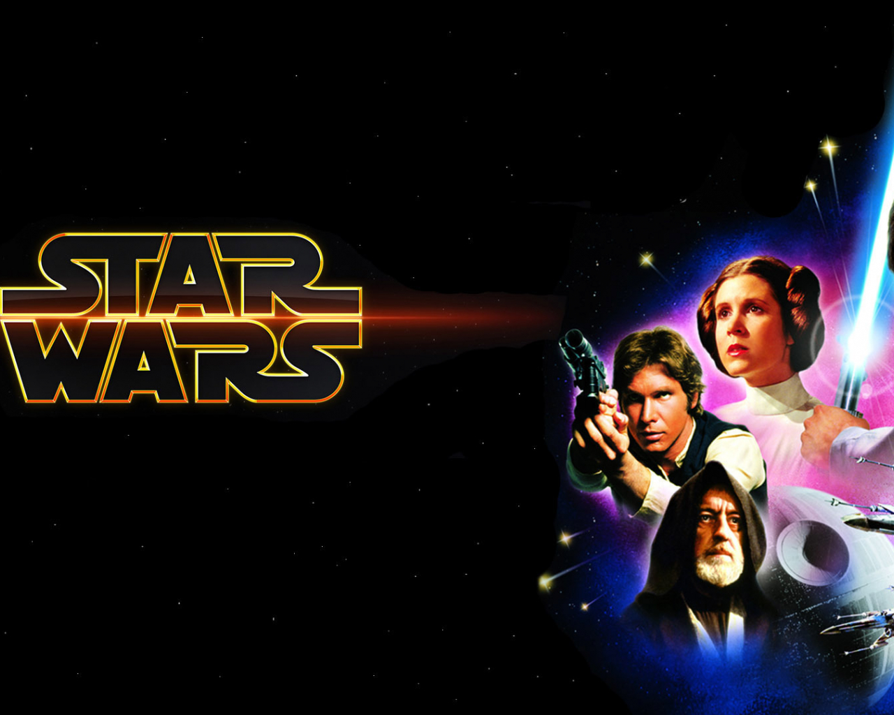 Free Download Star Wars Episode Iv A New Hope Wallpaper 4