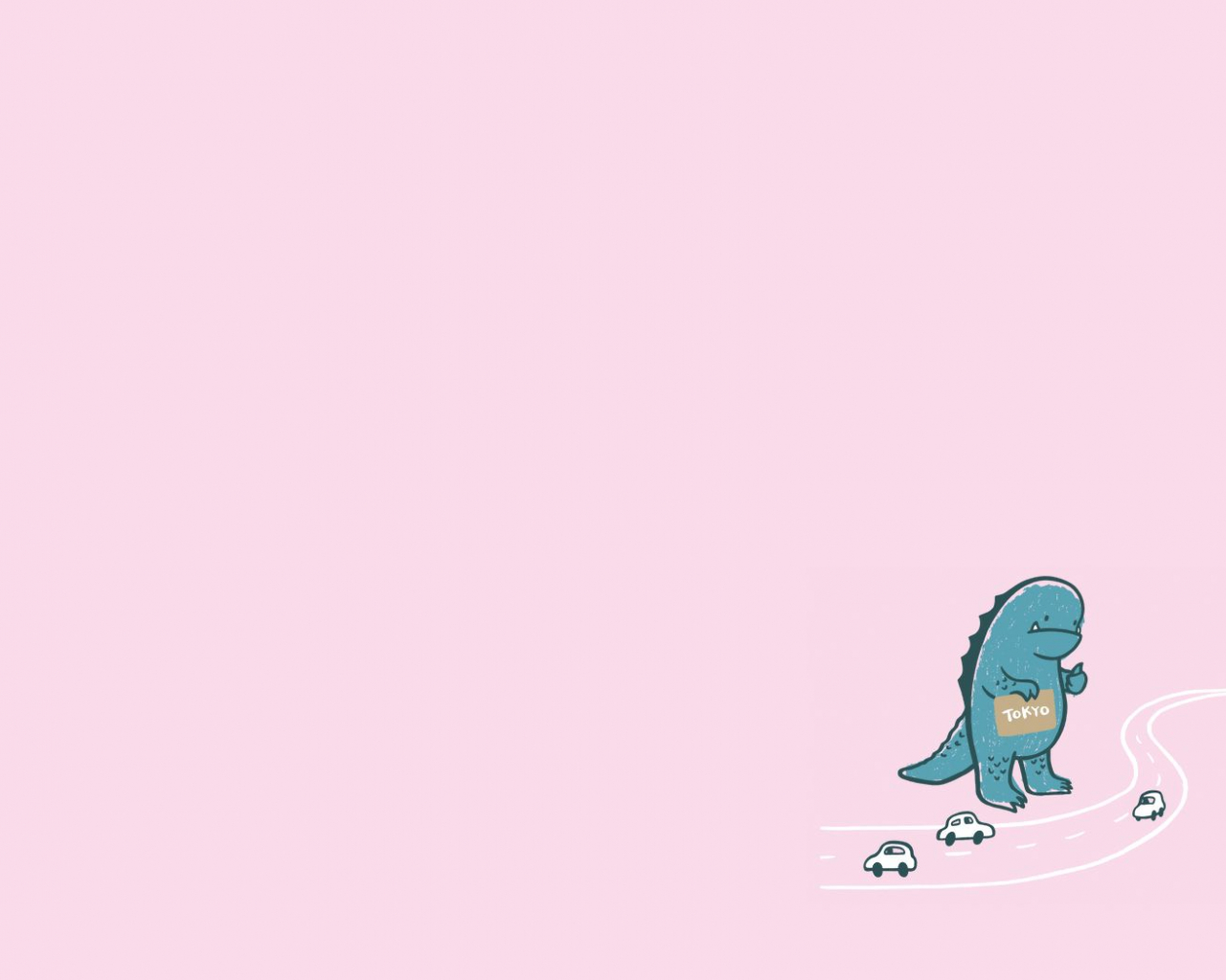 Free Download Godzilla Cute Laptop Wallpaper Cute Desktop Wallpaper Cartoon 1680x1050 For Your Desktop Mobile Tablet Explore 55 Hd Simple Aesthetic Wallpapers Hd Simple Aesthetic Wallpapers Simple Aesthetic Wallpapers