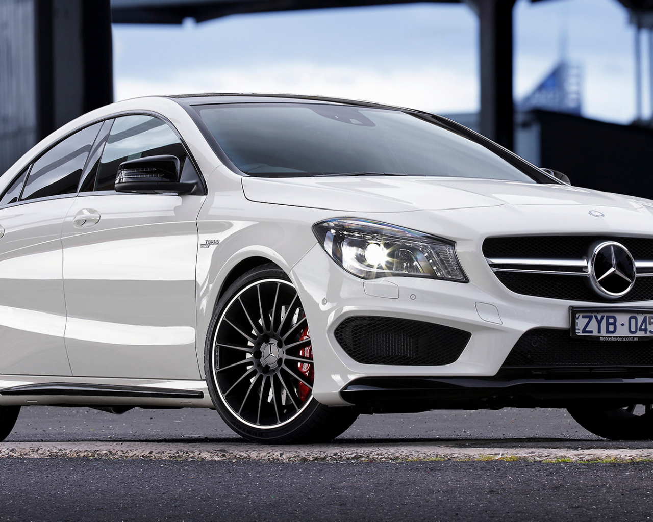 Free Download 2013 Mercedes Benz Cla 45 Amg Au Wallpapers