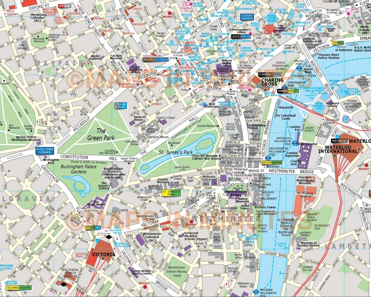 Free London Street Map.Free Download London City Map 3 Widescreen Wallpaper
