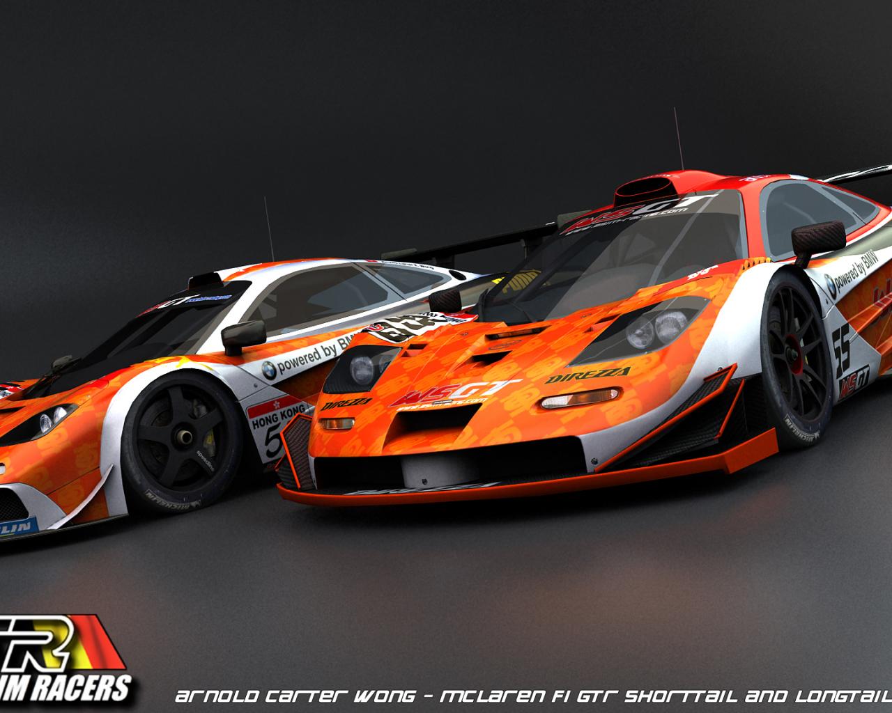 Free download New McLaren F1 GTR background F1 wallpapers ...