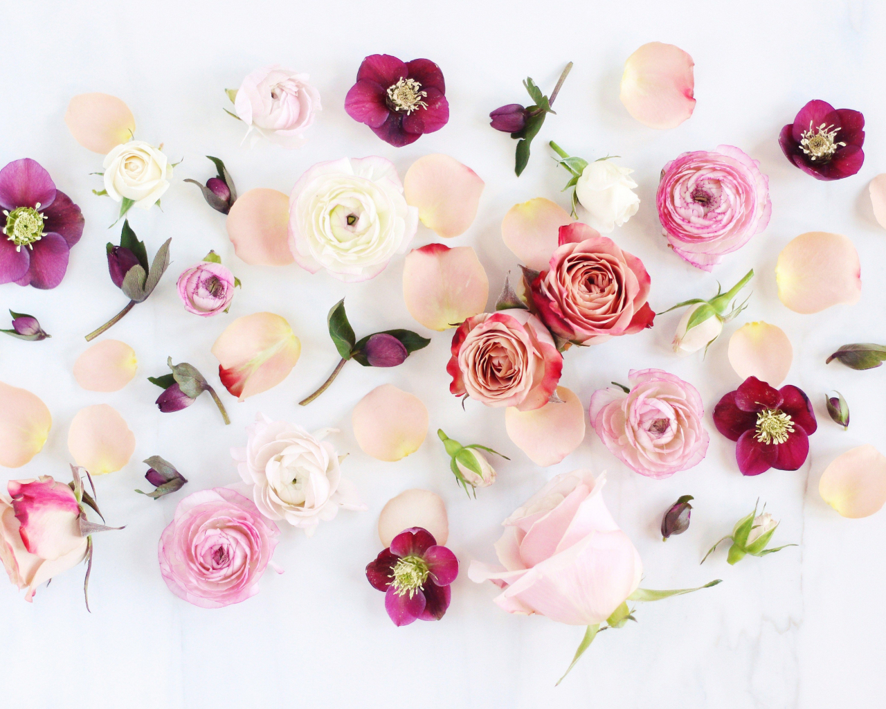 Aesthetic Hd Iphone Wallpapers Flowers In 2020 Spring Desktop Wallpaper Flower Aesthetic Vintage Flowers Wallpaper