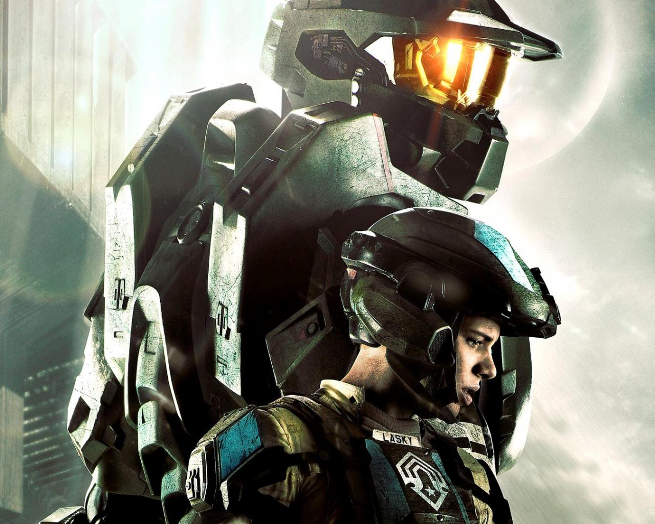 Free Download Halo 4 Forward Unto Dawn Hd Wallpaper Background