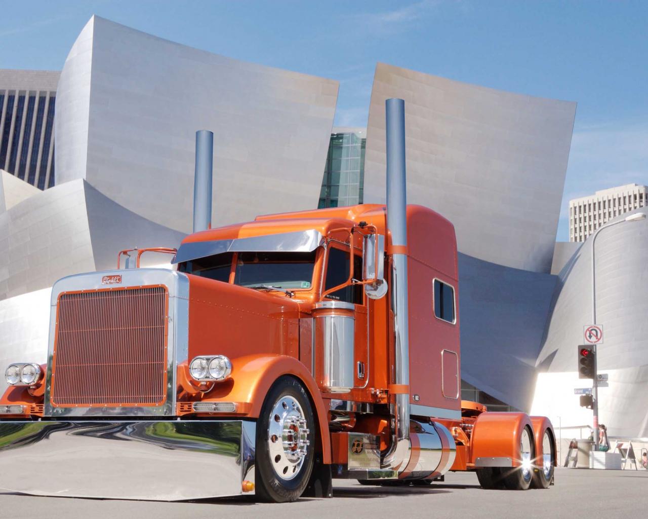 Custom Semi Truck Wallpaper Rigs Tractor Trucks Background 2496x1660