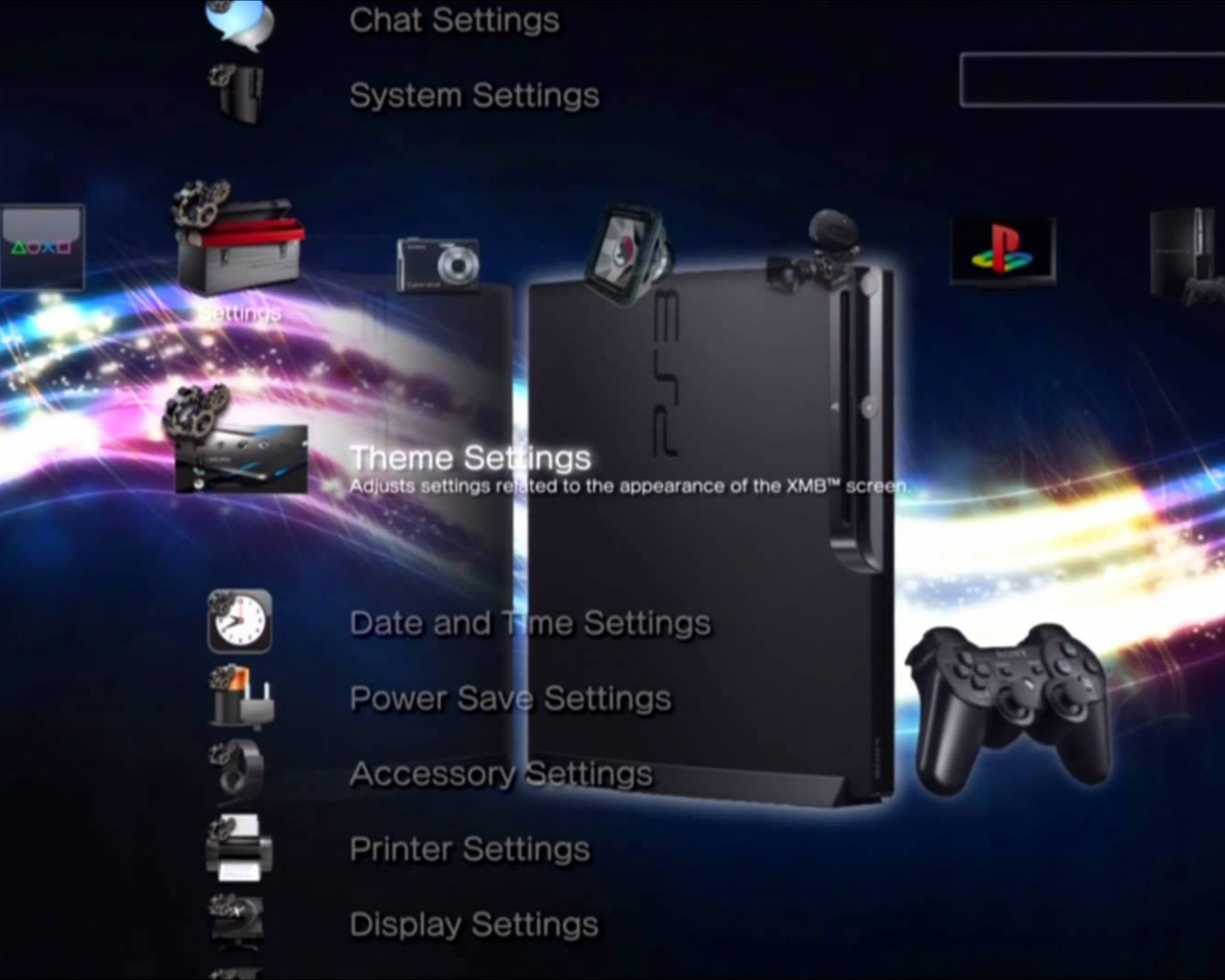 Free download Ps3 Background Themes Images amp Pictures