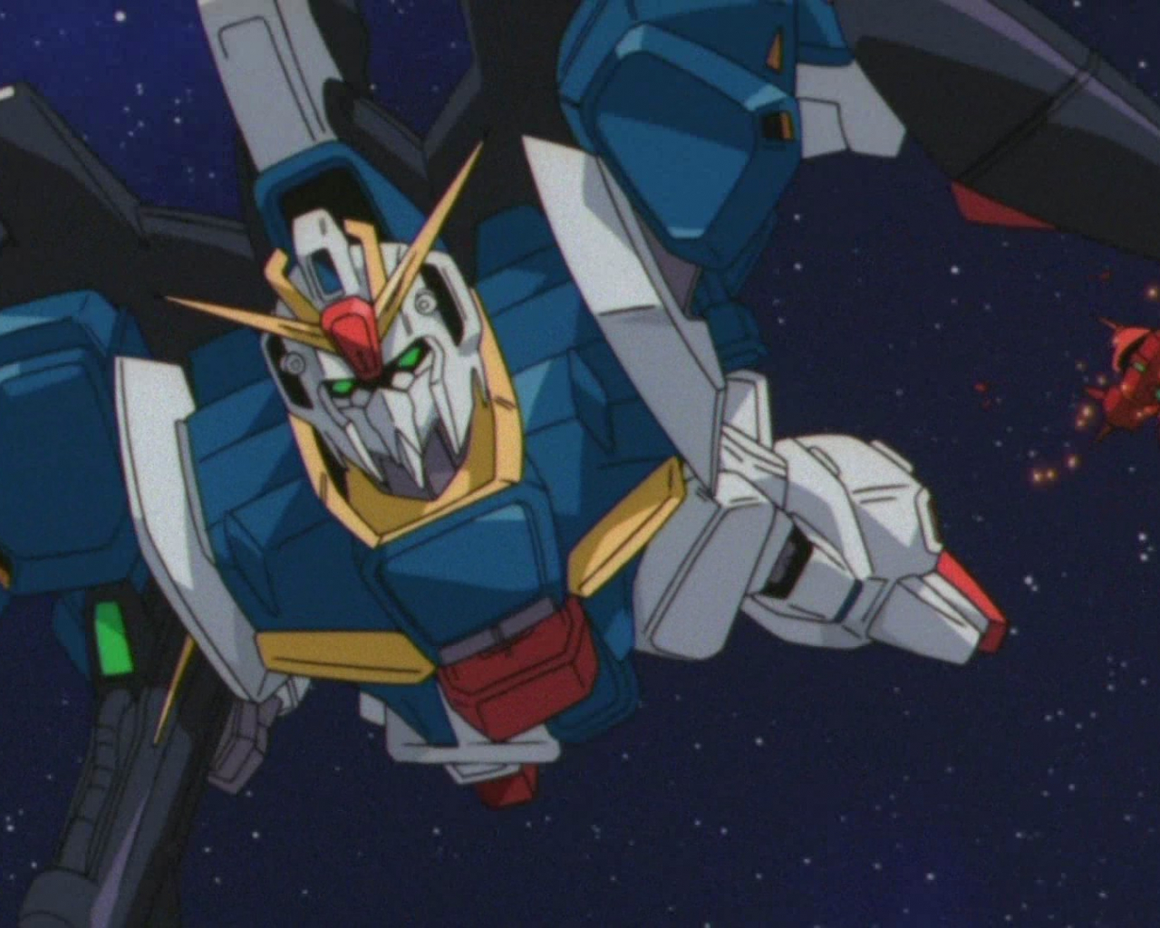 Free Download Mobile Suit Zeta Gundam A New Translation Ii Lovers