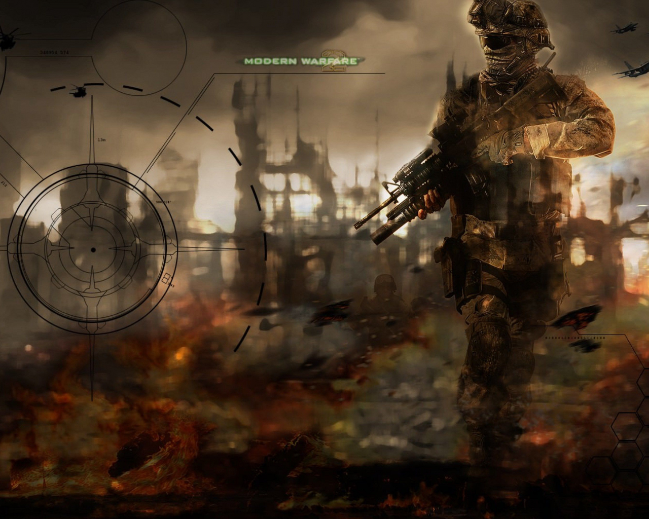 Free Download Call Of Duty Mw 2 Wallpaper 4k Ultra Hd Wallpaper Call Of Duty 4096x2160 For Your Desktop Mobile Tablet Explore 50 Call Of Duty Modern Warfare 2 Hd