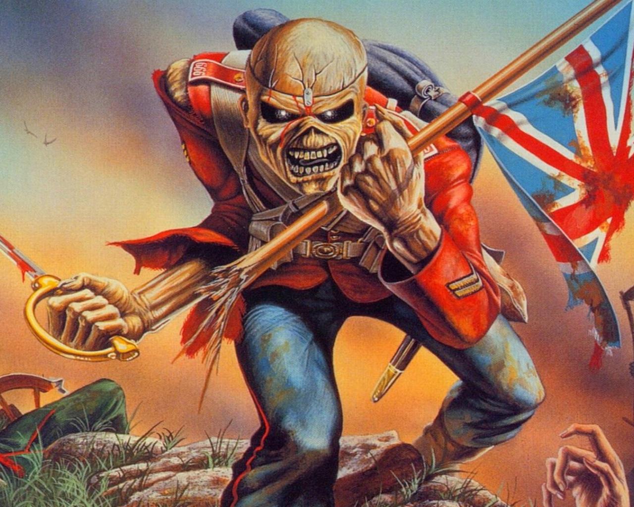 Free Download Iron Maiden Wallpaper Iron Maiden Hd Wallpaper