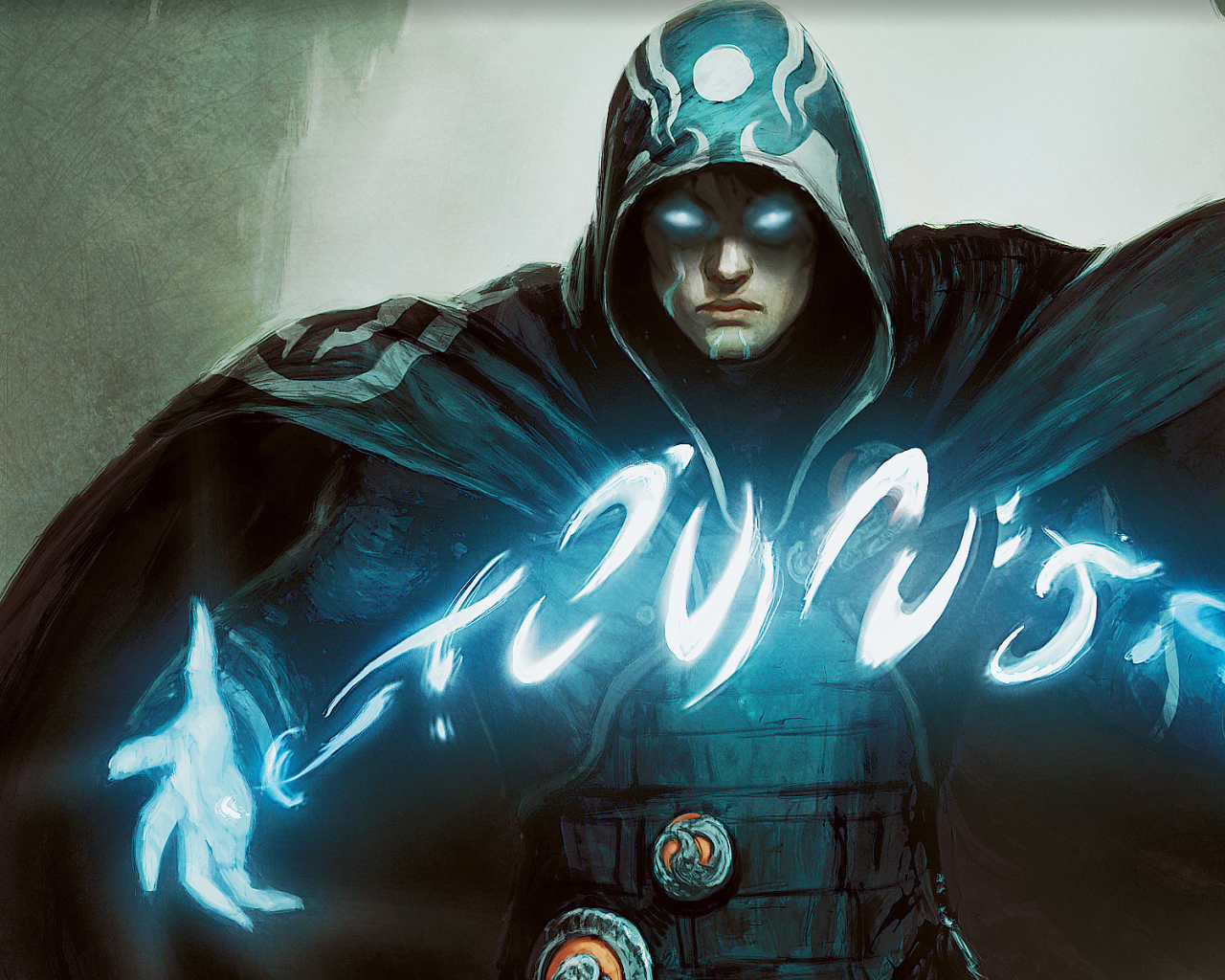 Free Download Jace The Mind Sculptor Magic The Gathering Wallpaper