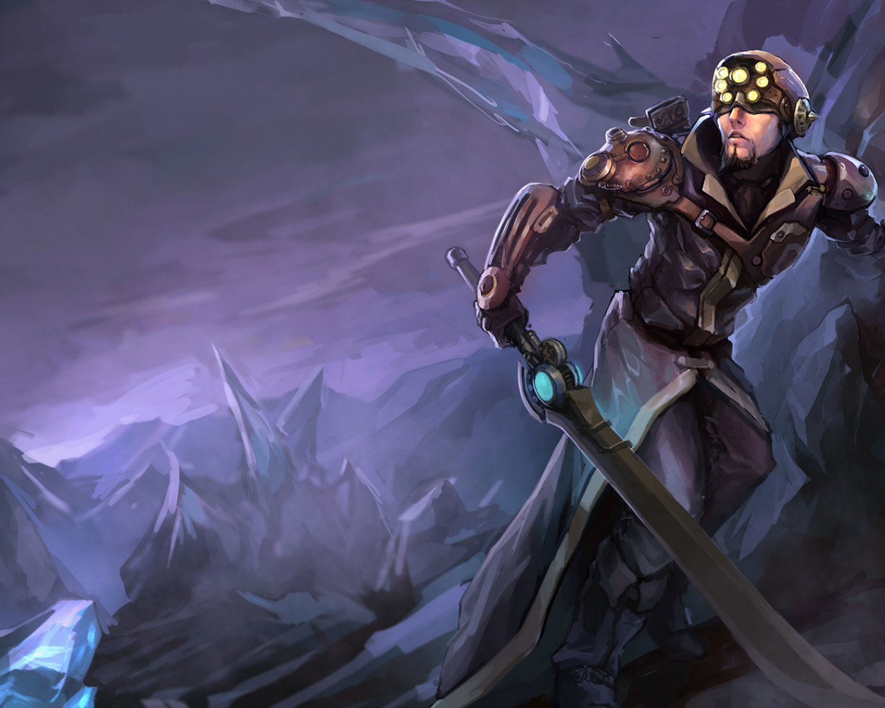 Free Download Master Yi League Of Legends Champion Lol Game Hd
