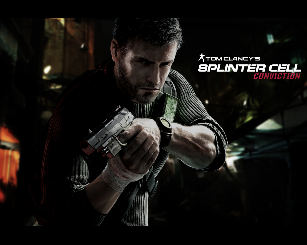 Free Download Splinter Cell Conviction Wallpaper Full Hd Sam