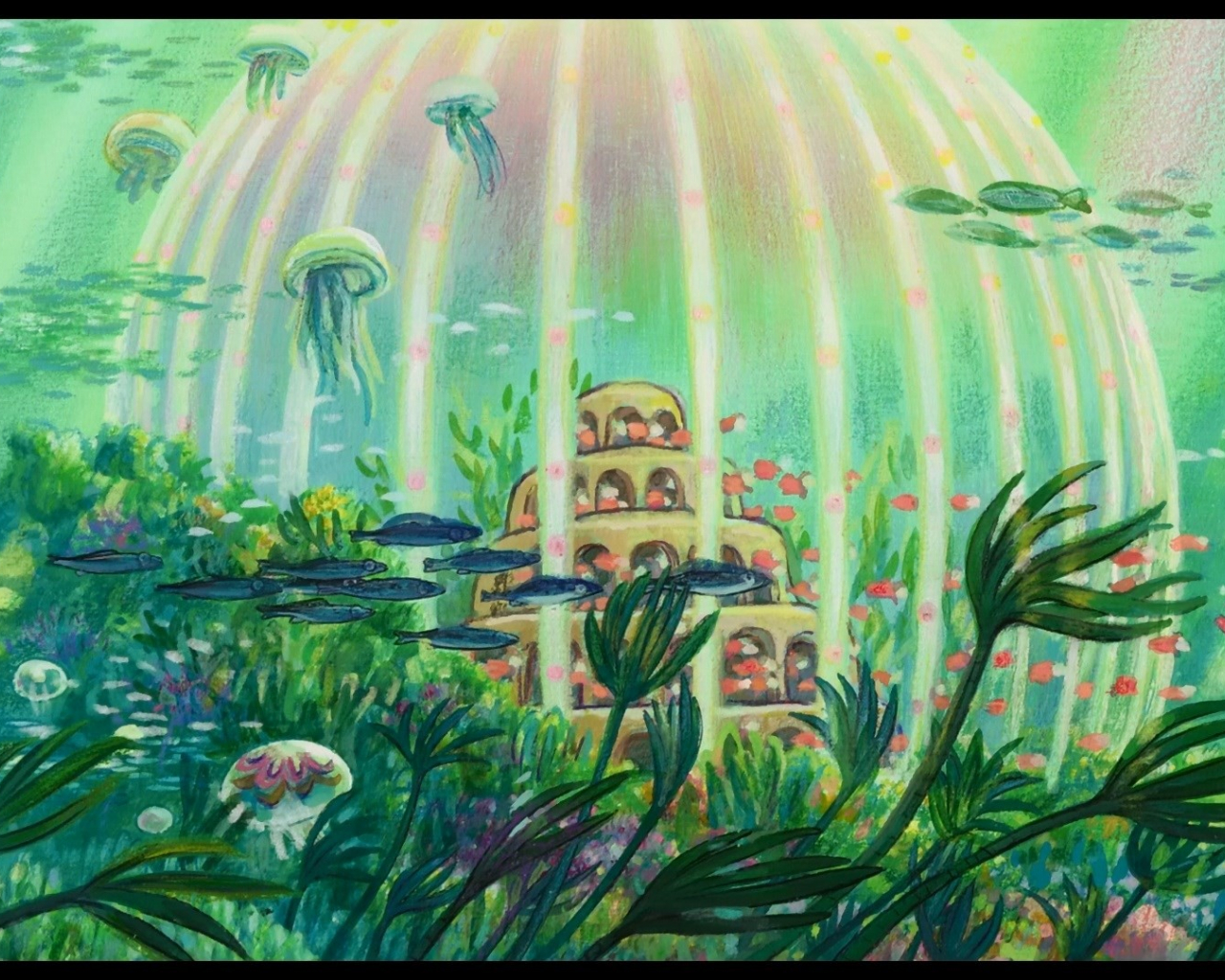 Free Download Ponyo Wallpaper 75 Images 1920x1080 For Your Desktop Mobile Tablet Explore 51 Ponyo Background Ponyo Background Ponyo Wallpaper Ponyo Wallpapers