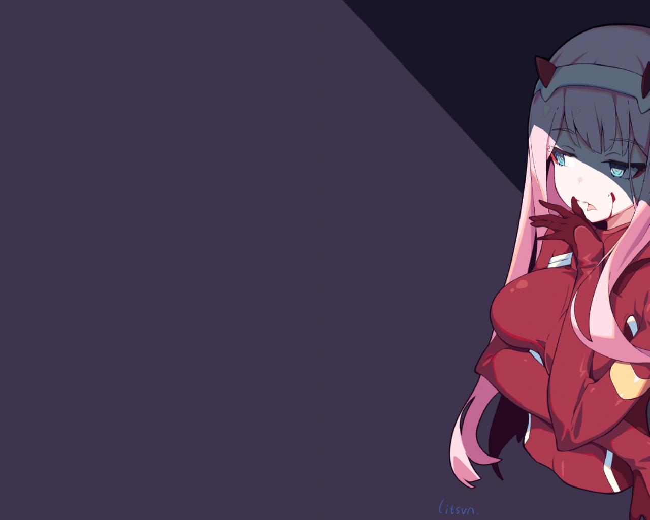 Free Download Darling In The Franxx 4k Ultra Hd Wallpaper And