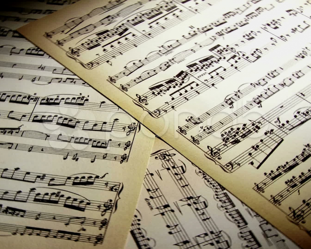 Free Download Sheet Music Notes Spin Hd Amp 4k Stock Footage