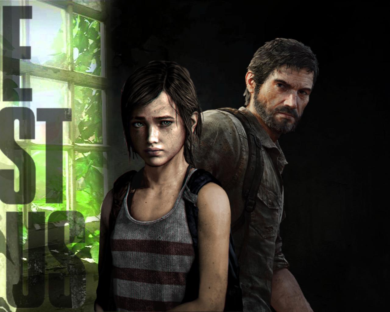 Free Download The Last Of Us Desktop Wallpaper 1920x1080 By Repilc