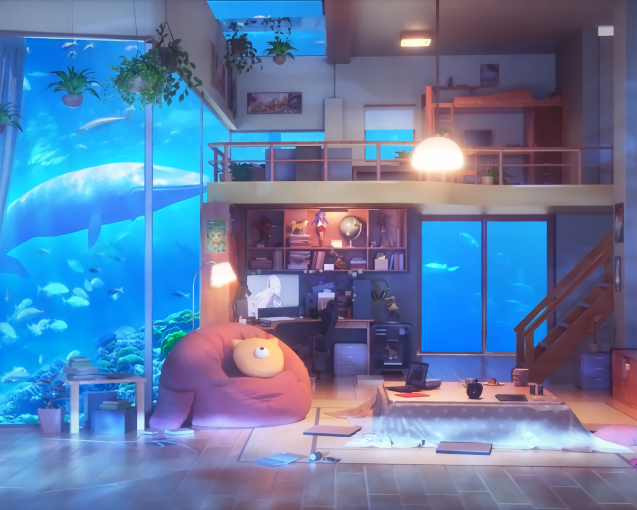 Free Download Anime Room Wallpapers Top Anime Room Backgrounds 1920x1080 For Your Desktop Mobile Tablet Explore 28 Room Anime Wallpapers Room Anime Wallpapers Wallpaper Room Wallpaper For Room