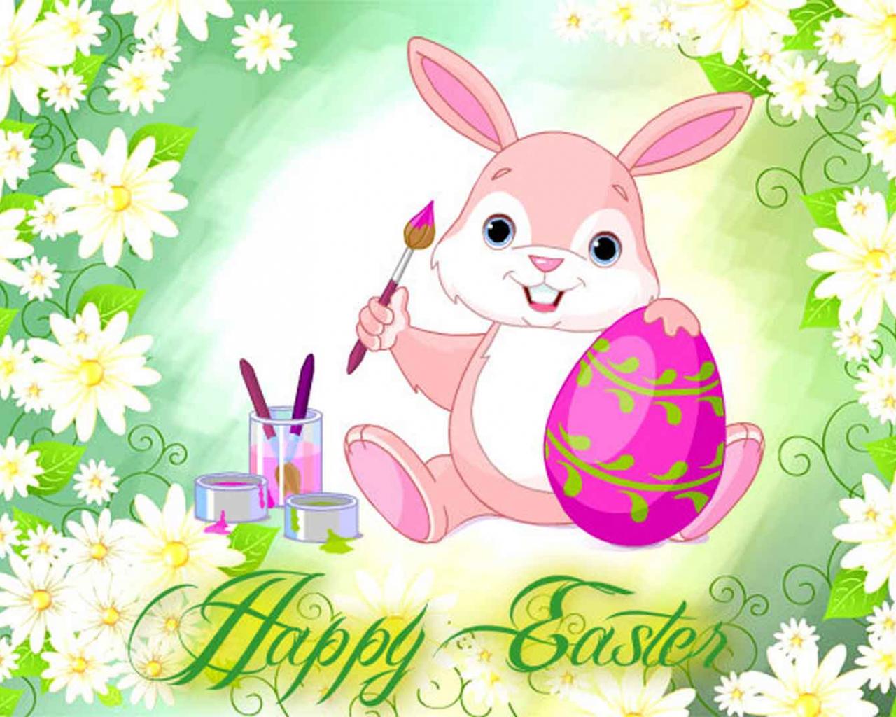 Free Download Pics Photos Cute Happy Easter Wallpaper Cute Happy