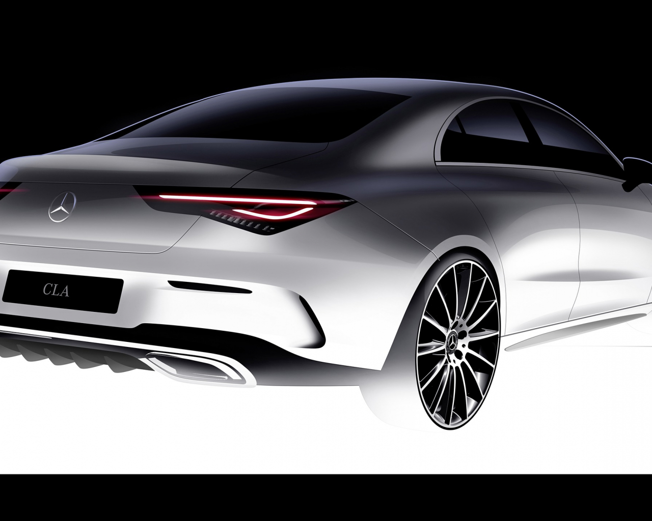 Free download 2020 Mercedes Benz CLA 250 Coupe Design ...