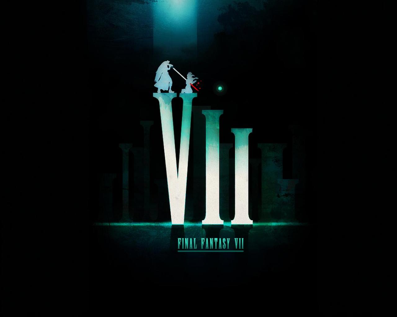 Free Download Vii Game Final Fantasy Movies Final Fantasy Vii
