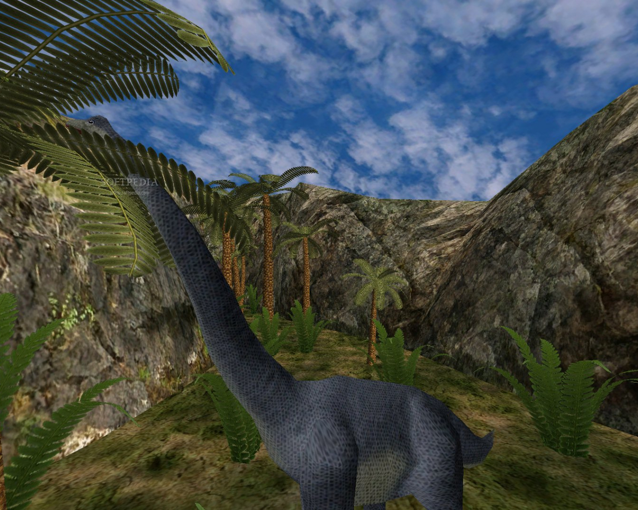 Free Download Age Of Dinosaurs 3d Screenshot 1 This