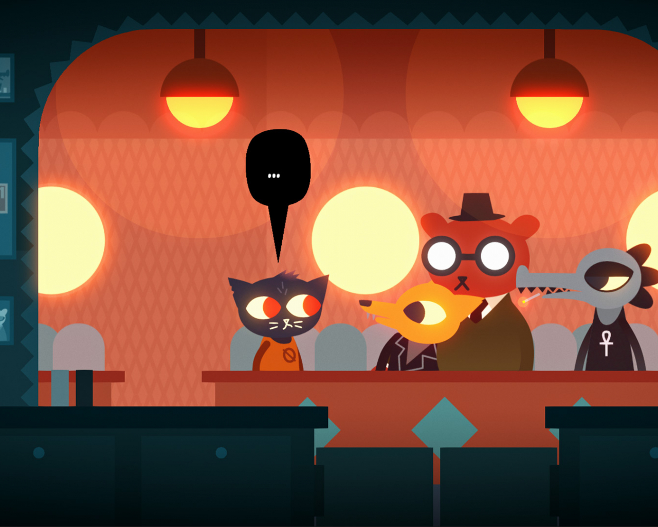 Free Download Night In The Woods Full Hd Wallpaper And Background