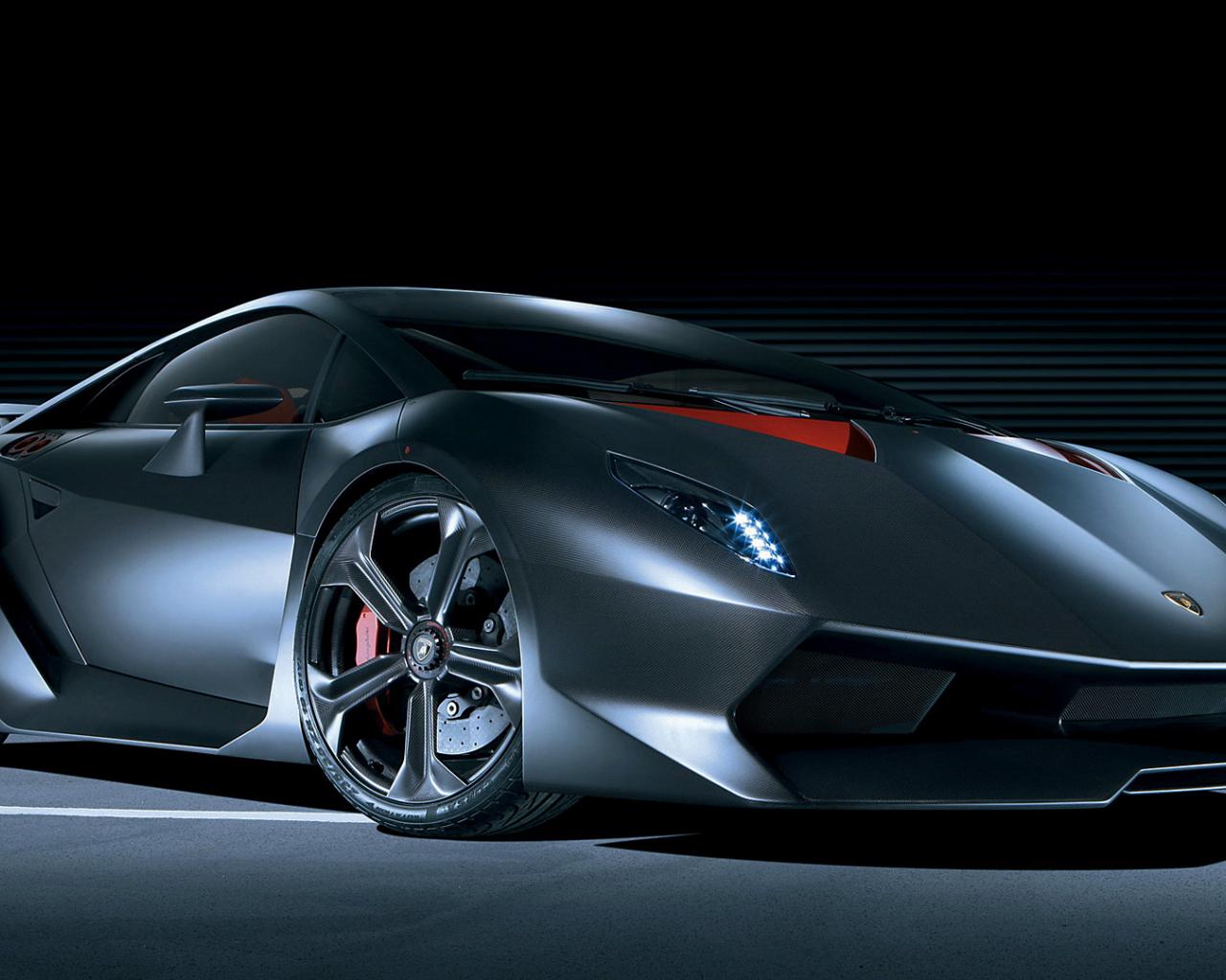 Free Download 2010 Lamborghini Sesto Elemento Concept Wallpapers