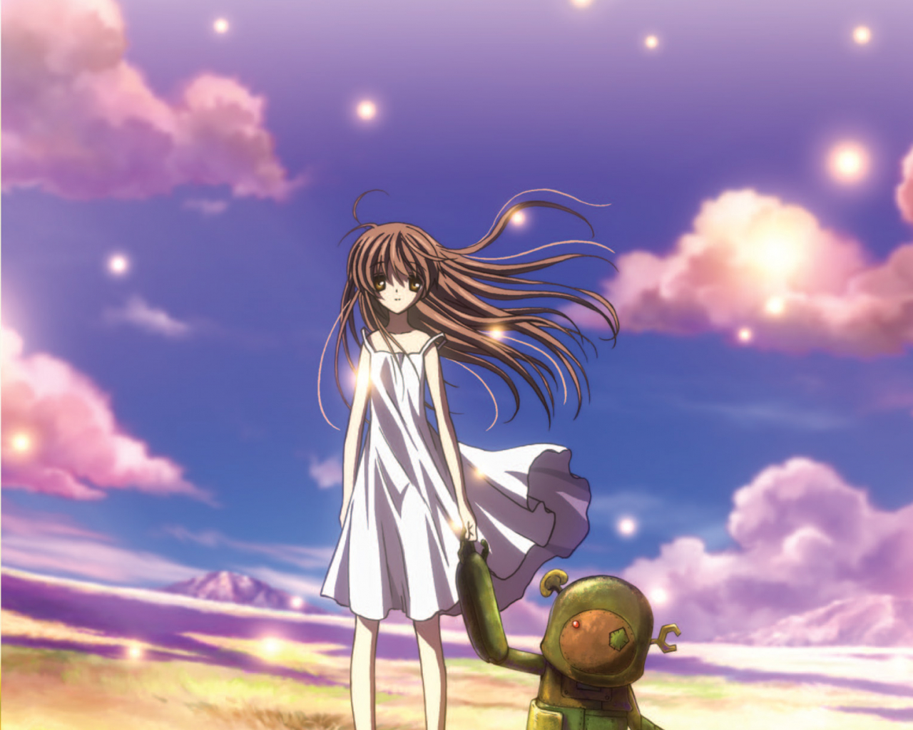 Free Download Pics Photos Clannad After Story Wallpaper Click View