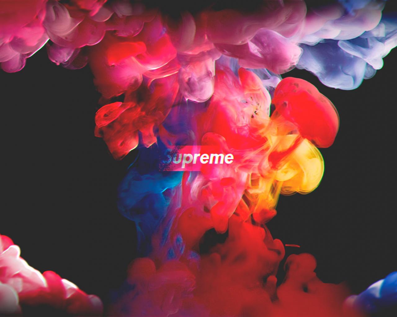 Free Download Supreme Logo Supreme Nature Landscape Hd