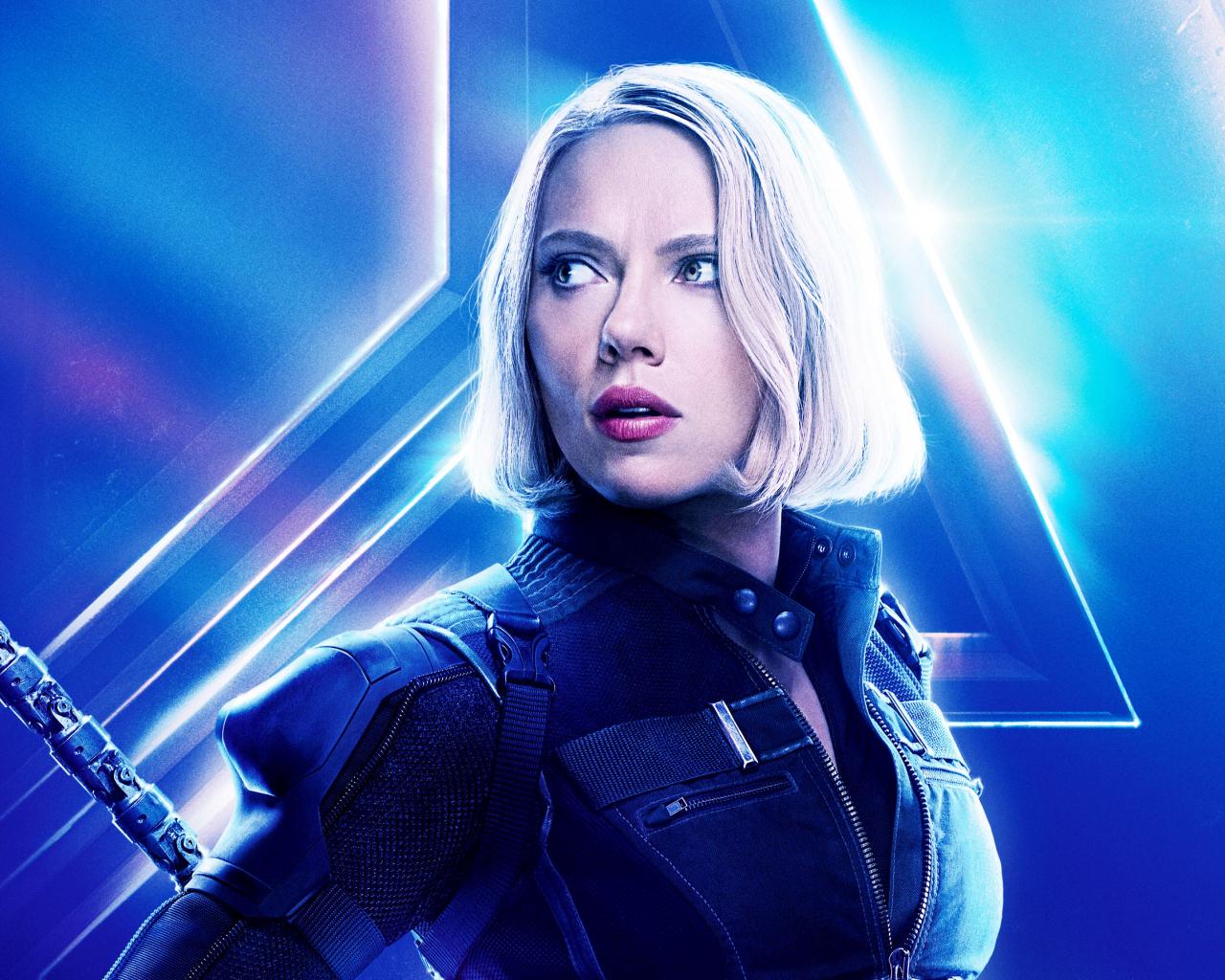 Free Download Avengers Infinity War In Black Widow Hd