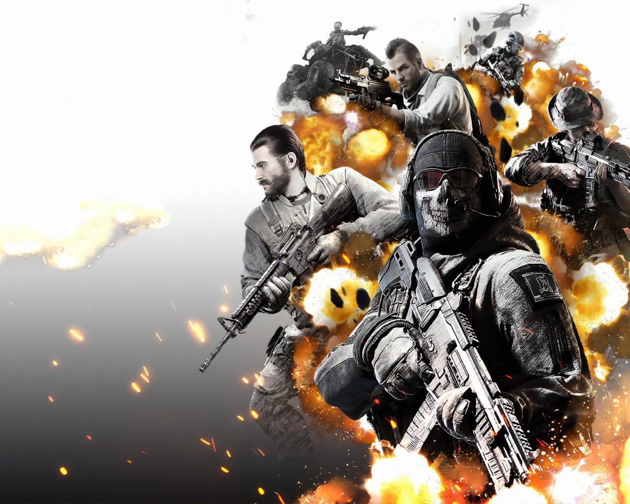 Free Download 4k Call Of Duty Wallpaper Kolpaper Awesome Hd