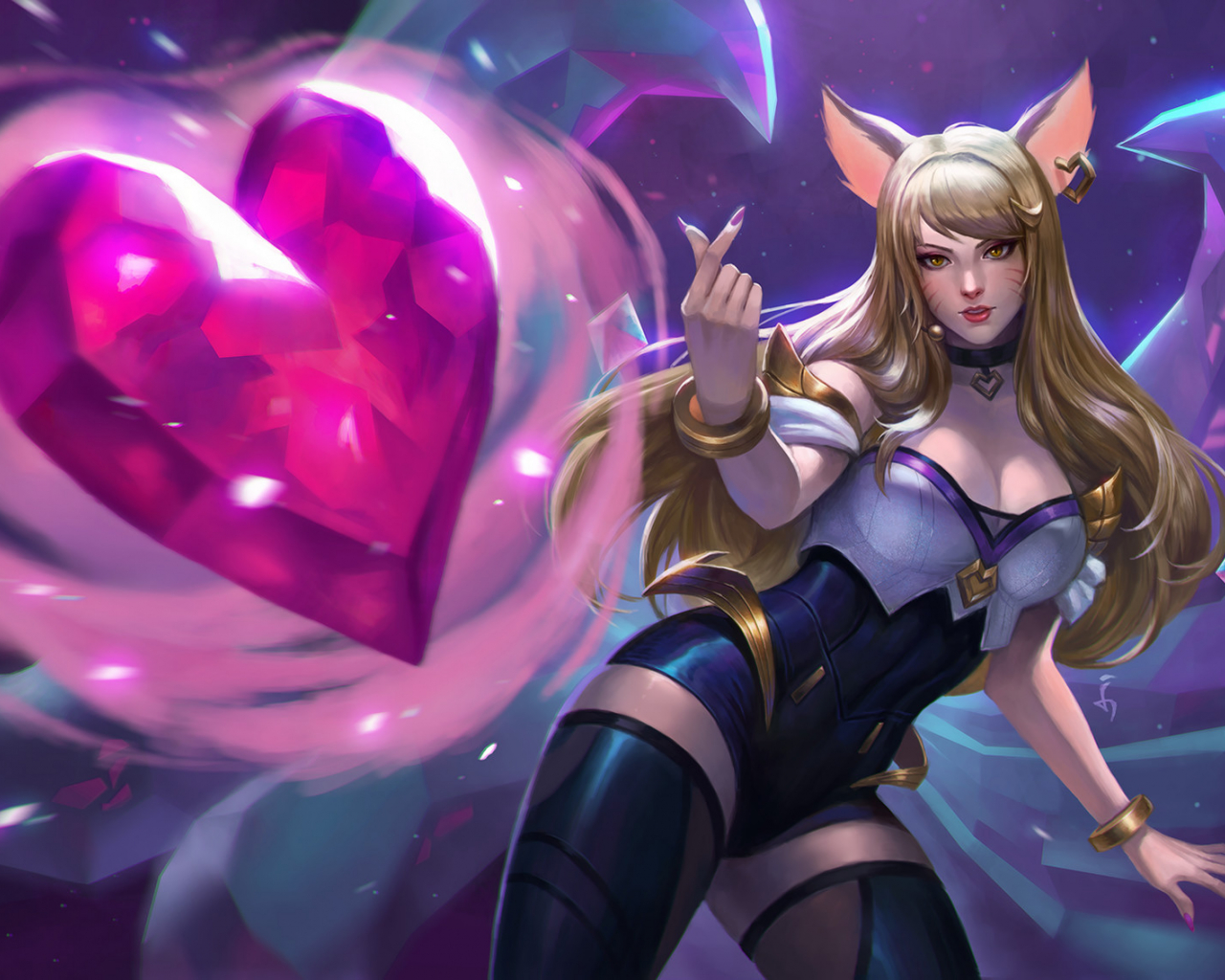 Free Download Kda Ahri Lol Wallpapers 1920x1134 For Your Desktop