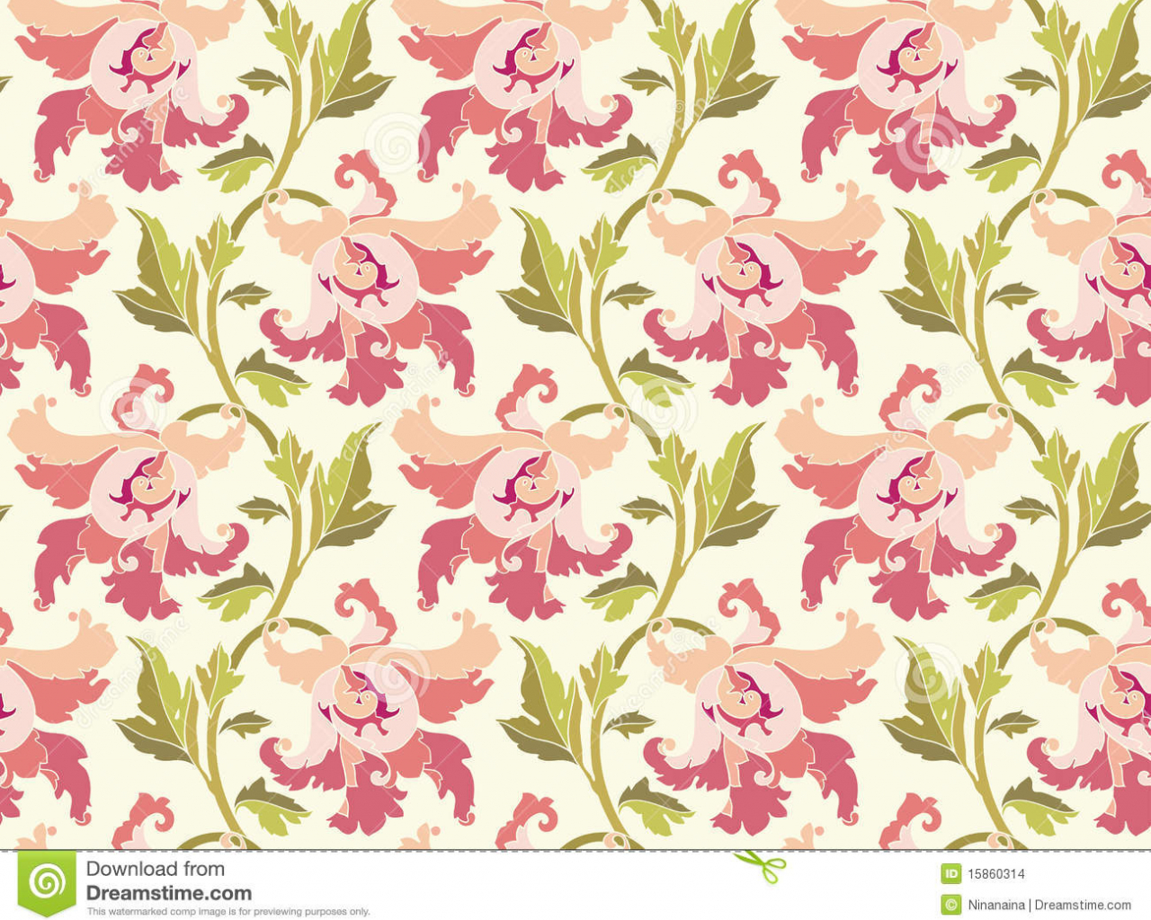 Free Download Modern Floral Wallpaper Designs Modern Flower