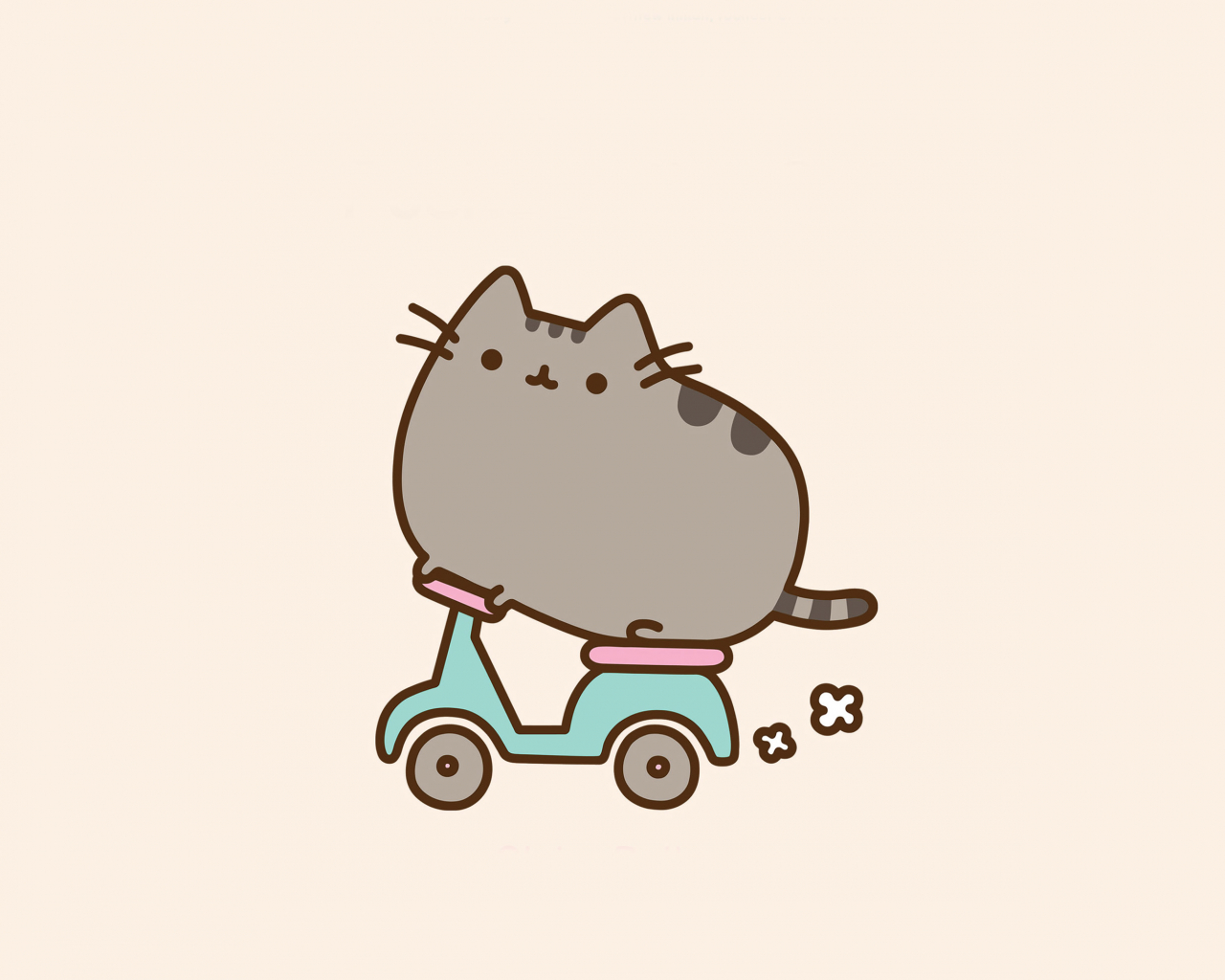 Free download Pusheen The Cat Wallpaper ...