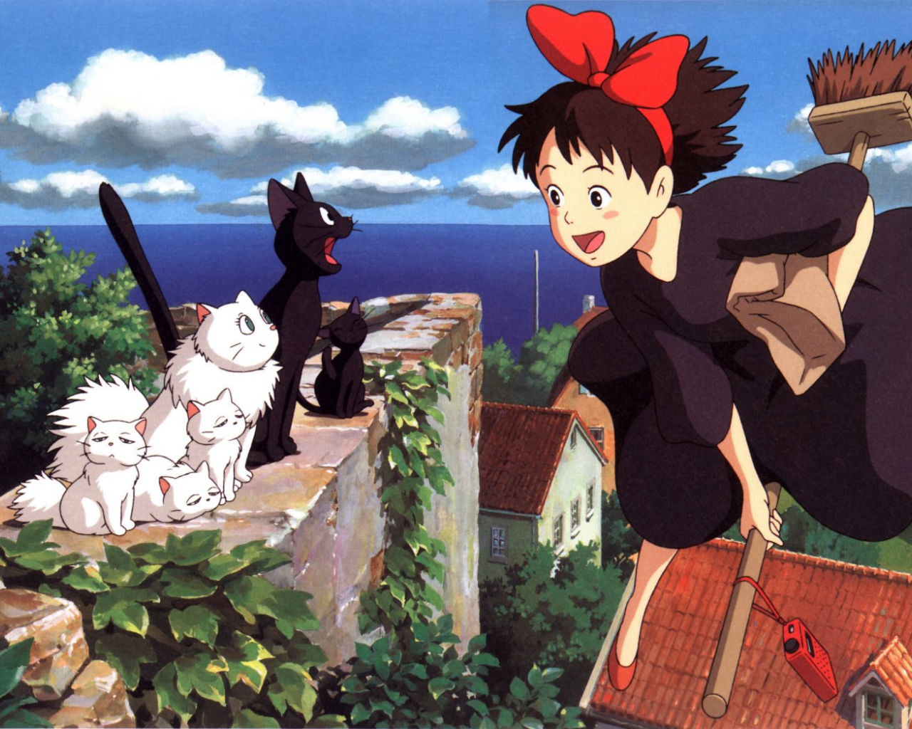 Free Download 31 Kikis Delivery Service Hd Wallpapers Background