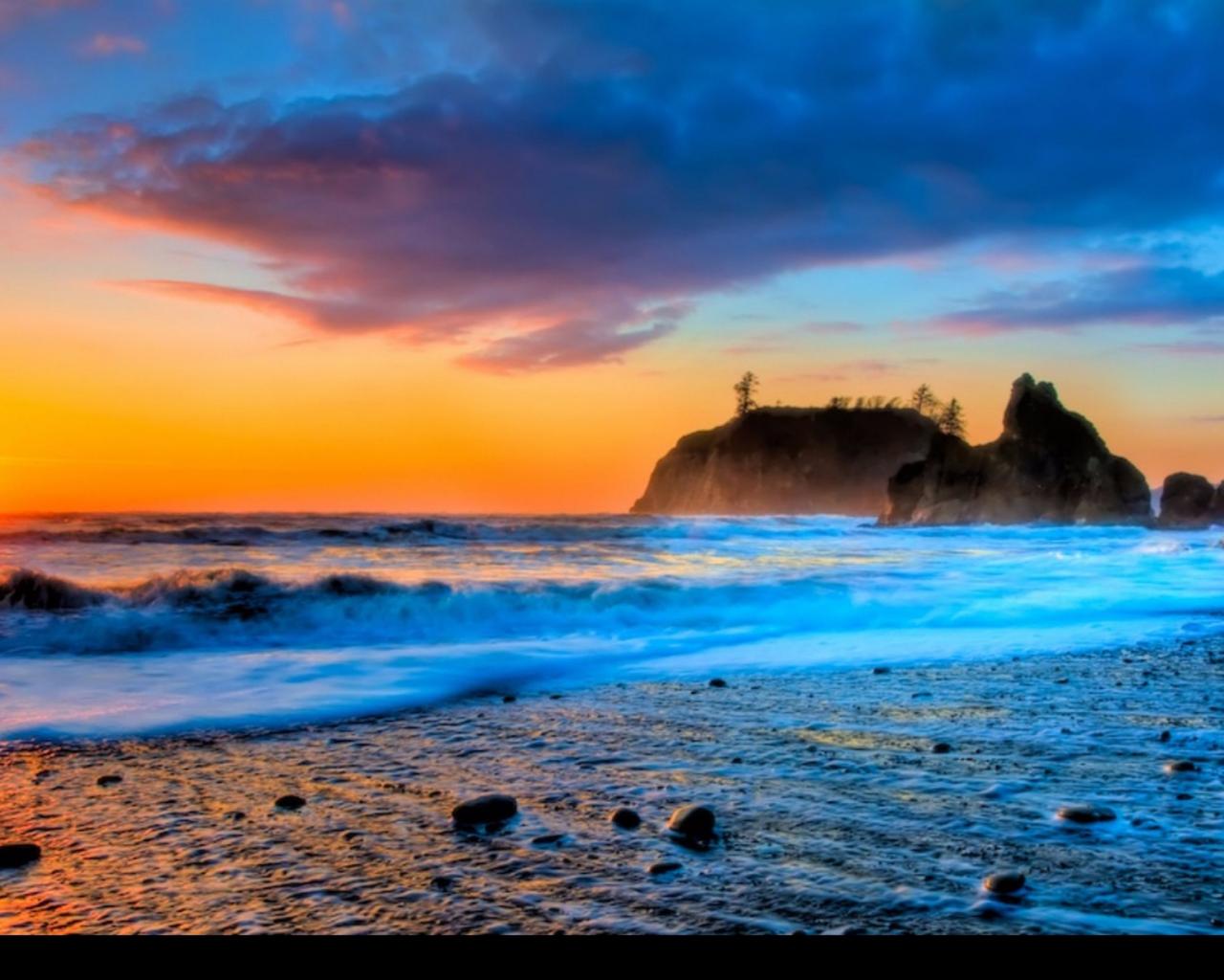 Free download Best Beach Sunset 4K Wallpaper 4K Wallpaper ...