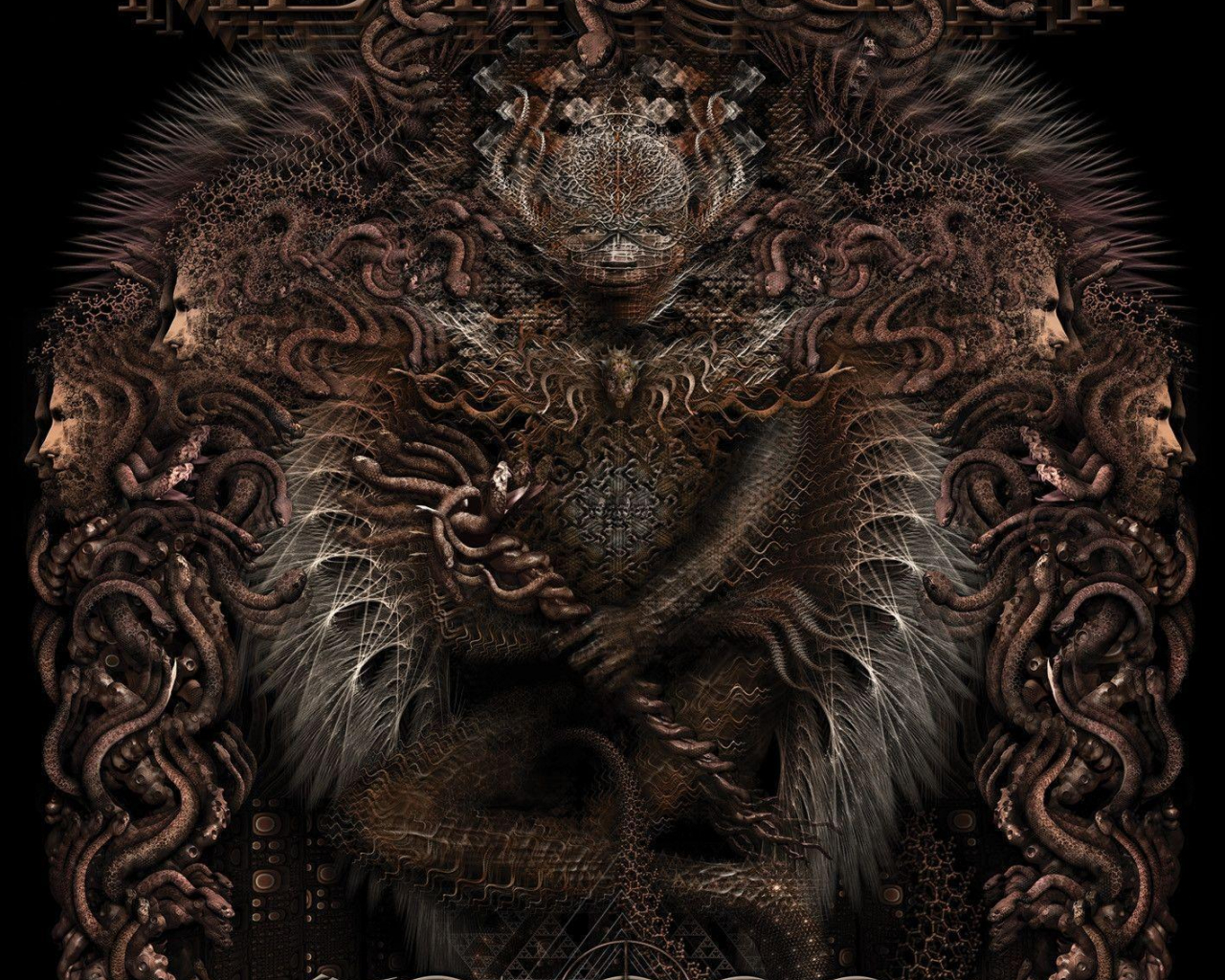 Free Download Meshuggah Wallpapers 1418x1418 For Your