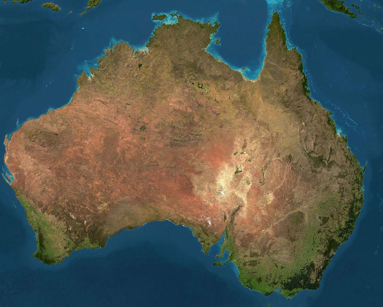 допросе географические картинки австралии как