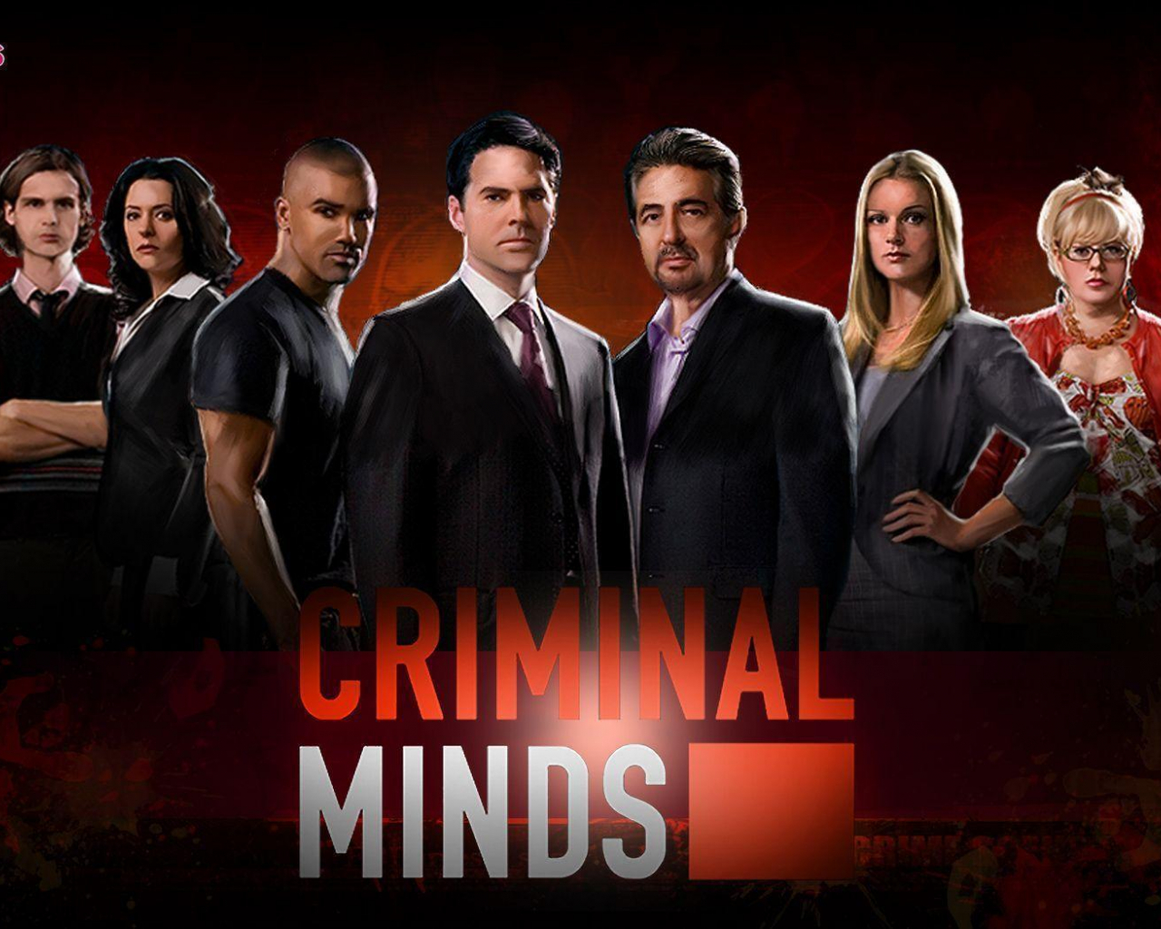 Free download Criminal Minds Wallpapers [1680x1050] for ...
