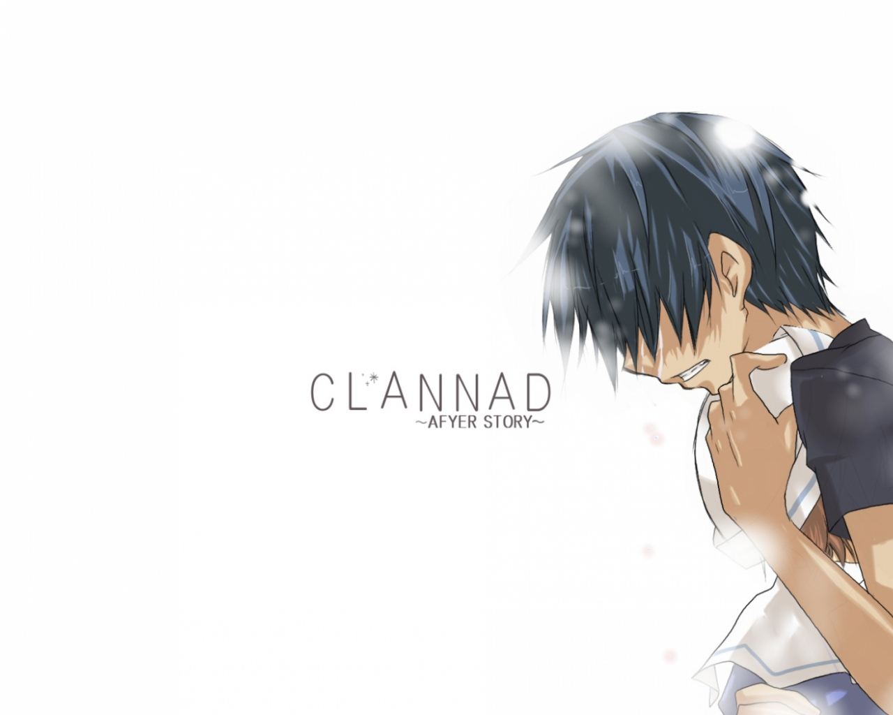 Free Download Download Clannad After Story Tomoya Ushio 1680x1050 For Your Desktop Mobile Tablet Explore 76 Clannad After Story Wallpaper Dango Wallpaper
